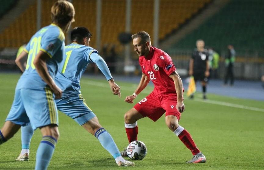 Лига наций: сборная Беларуси победила Казахстан
