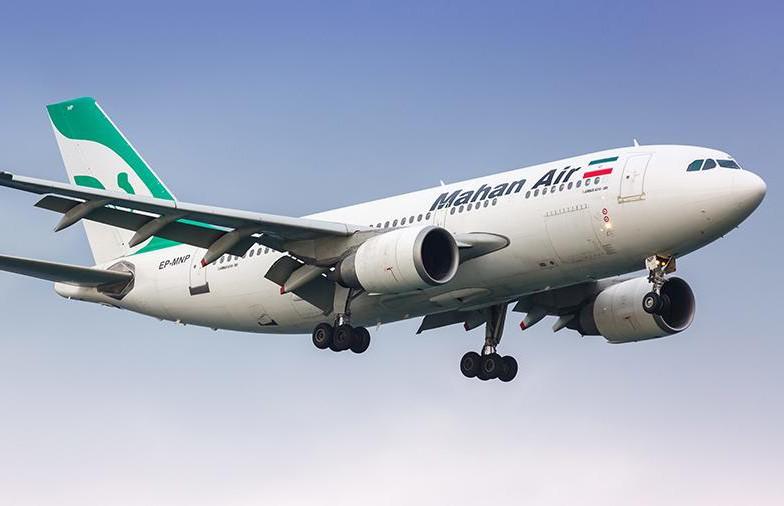 Иранский самолет экстренно сел из-за американских истребителей: есть пострадавшие