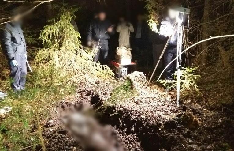 Труп мужчины обнаружен в Докшицком районе