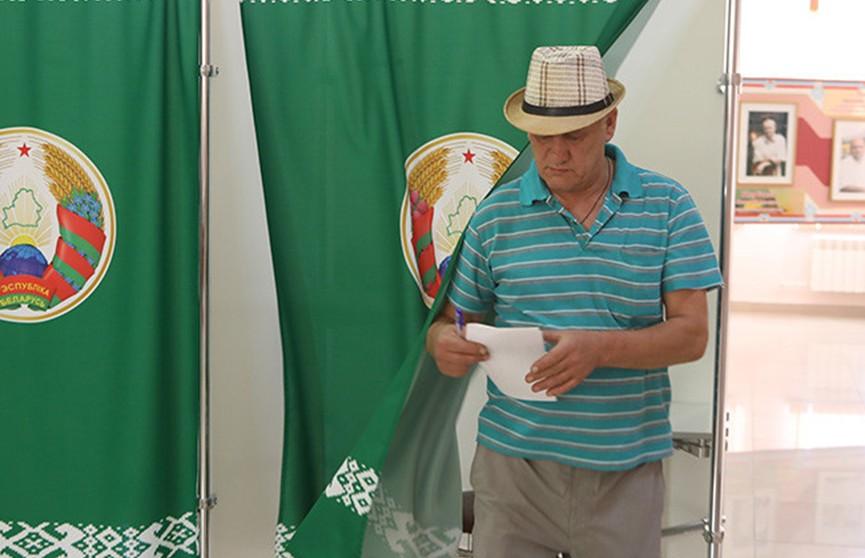 ЦИК: явка избирателей на выборах на 16.00 составила 73,4%