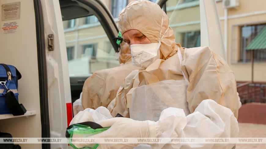 Коронавирус в Беларуси: информация на 7 июля