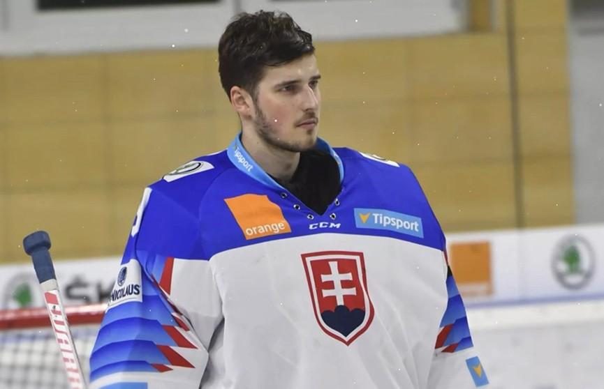 Хоккейный клуб «Динамо-Минск» заключил контракт с голкипером сборной Словакии Патриком Рыбаром