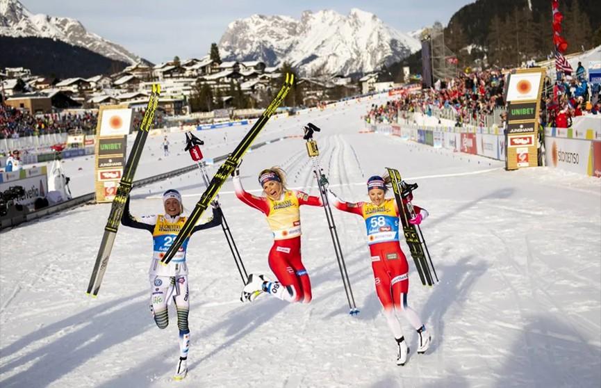 ЧМ по лыжным видам спорта: Тереза Йохауг не знала равных на 10 км классическим стилем