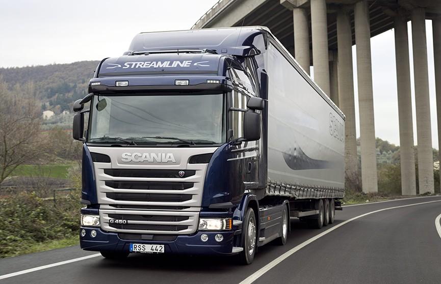 В Германии задержали белорусов, которые грабили грузовики