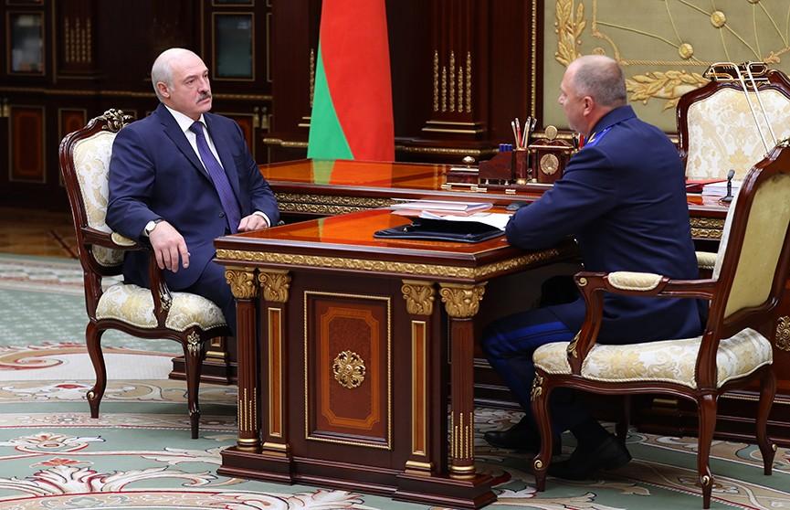 Лукашенко - главе СК: Задержаний без достаточных оснований быть не должно