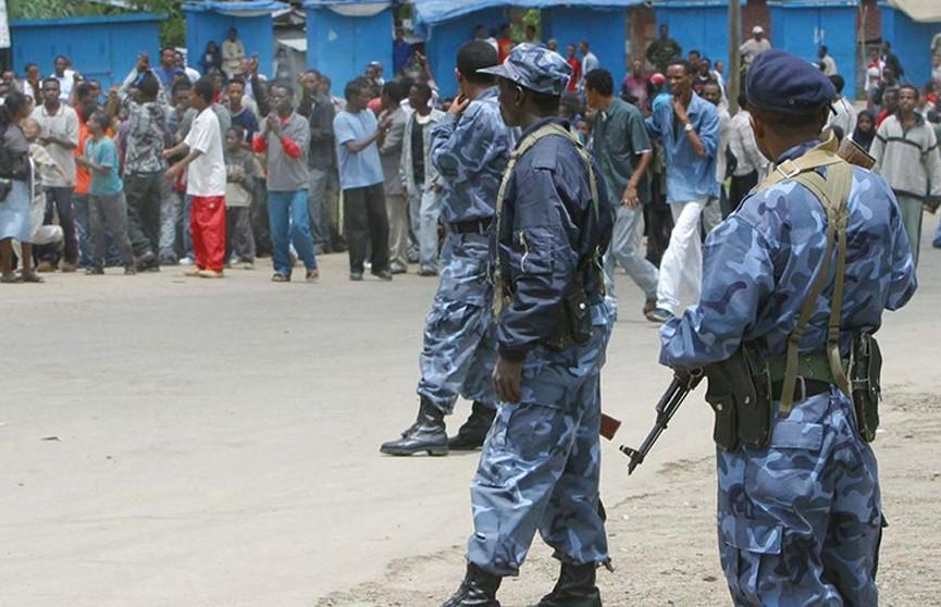 166 человек погибли в Эфиопии в вызванных убийством певца беспорядках