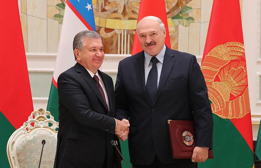 Беларусь-Узбекистан: почему планы на общий миллиард – это даже скромно?