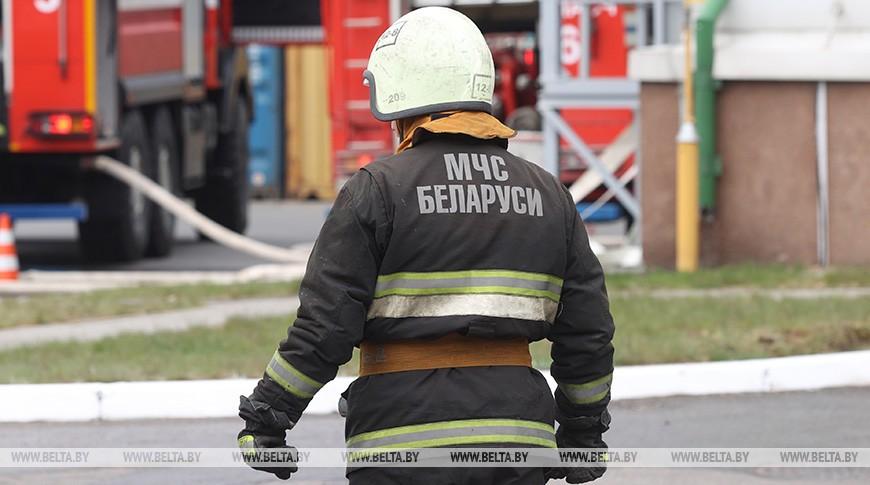 При пожаре в общежитии Гродно эвакуировали 31 человека