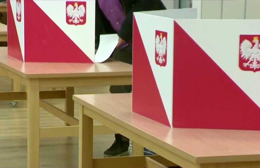 В Польше подводят итоги парламентских выборов