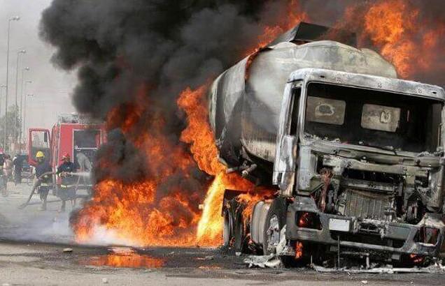 Взрыв бензовоза в Нигере: 56 человек погибли