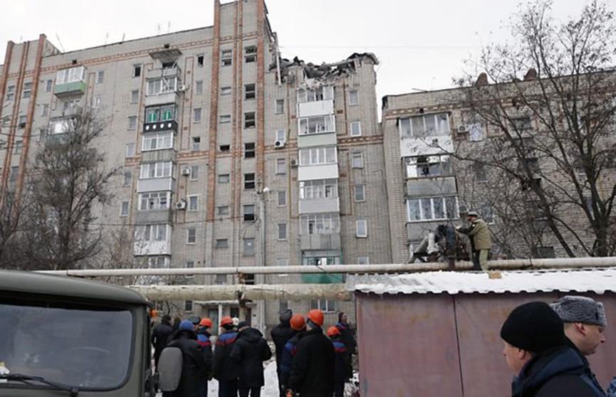 При взрыве газа в российском городе Шахты погибла молодая мама