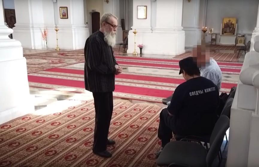 Свято место. Как закончилась попытка россиянина ограбить храм в Витебске?