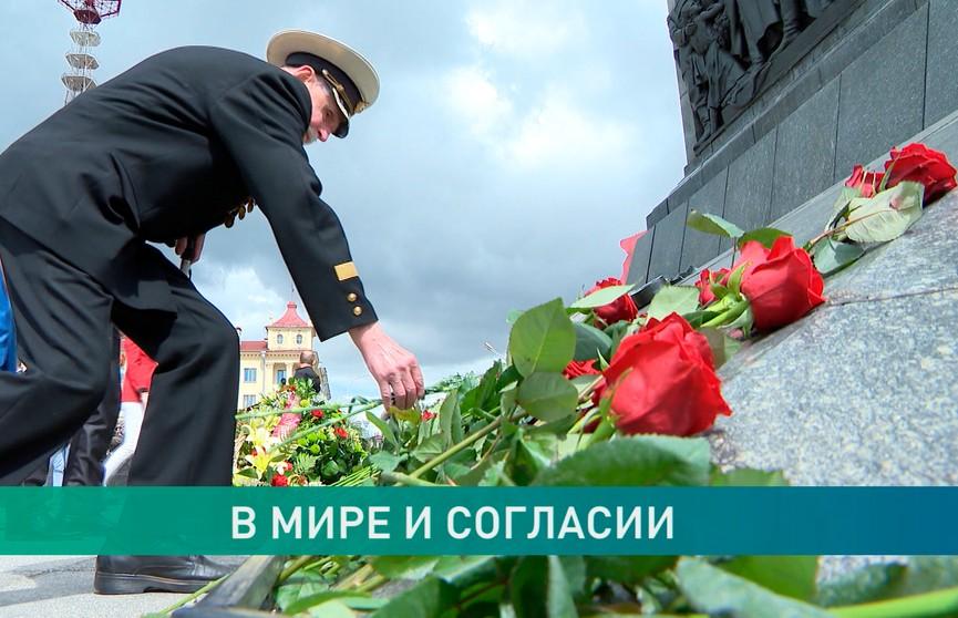 Беларусь отметила главный государственный праздник