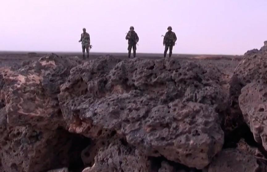 Сирийская армия ликвидировала последний оплот боевиков «Исламского государства» на юге страны