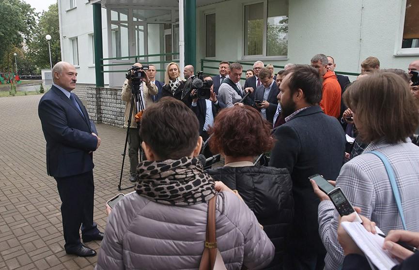 О внешней политике, отношениях с Россией и будущем Беларуси – Александр Лукашенко ответил на вопросы журналистов