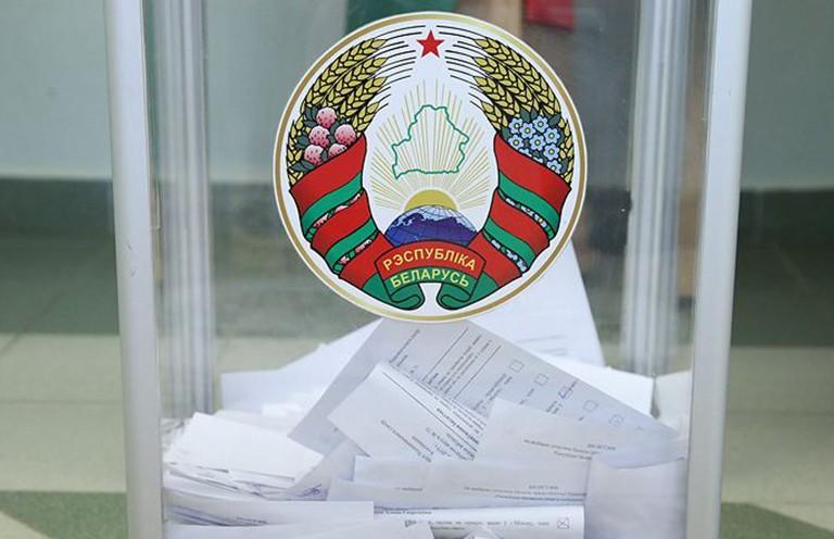 Выборы состоялись во всех округах Витебской области