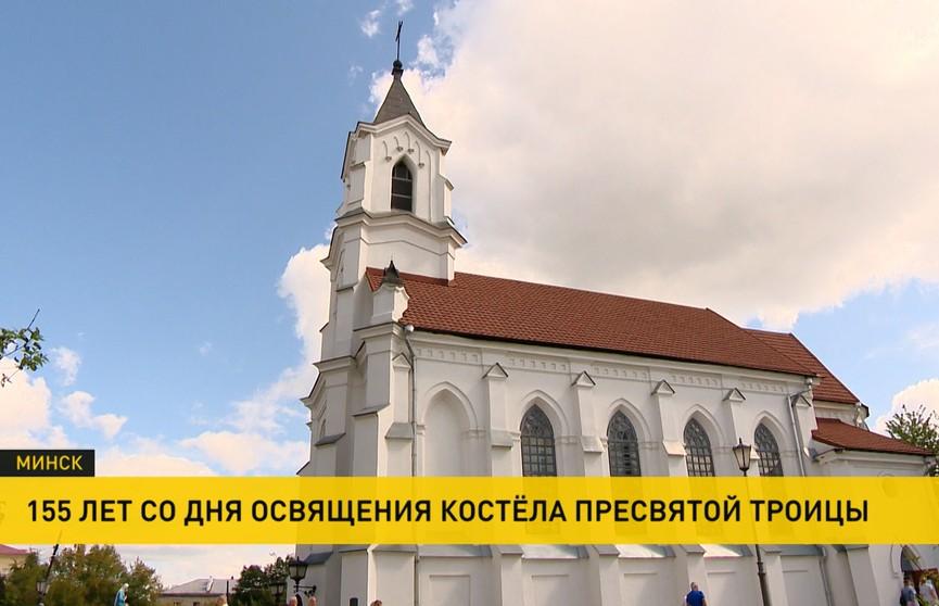 Золотогорский фестиваль Святого Роха развернулся в Минске
