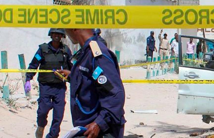 Мощный взрыв прогремел в столице Сомали