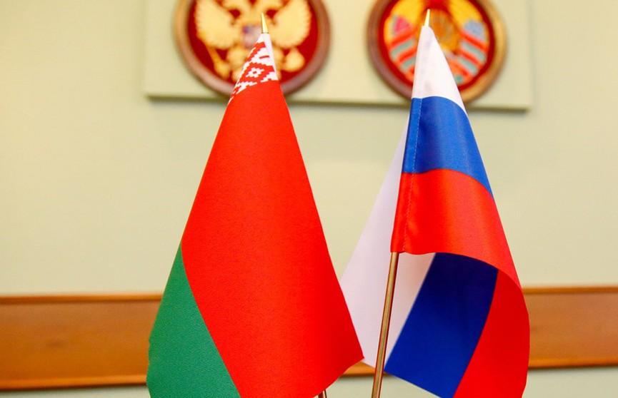 Владимир Макей и Дмитрий Мезенцев обсудили вопросы дальнейшего взаимодействия в рамках Союзного государства