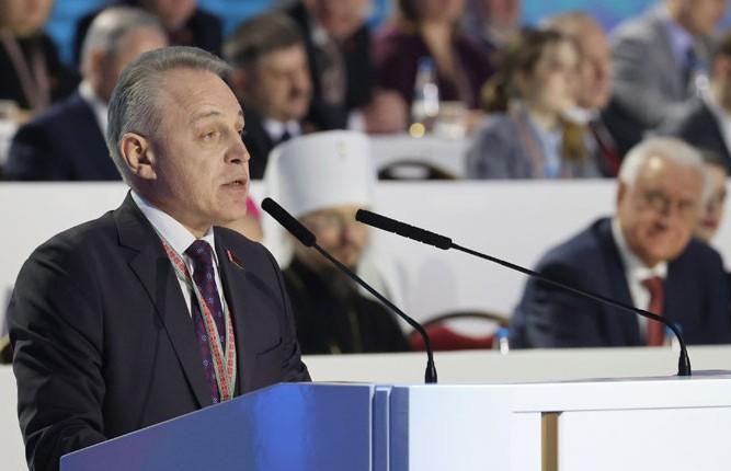 Глава ФПБ о санкциях: Мы будем добиваться, чтобы незаконные решения ЕС были отменены