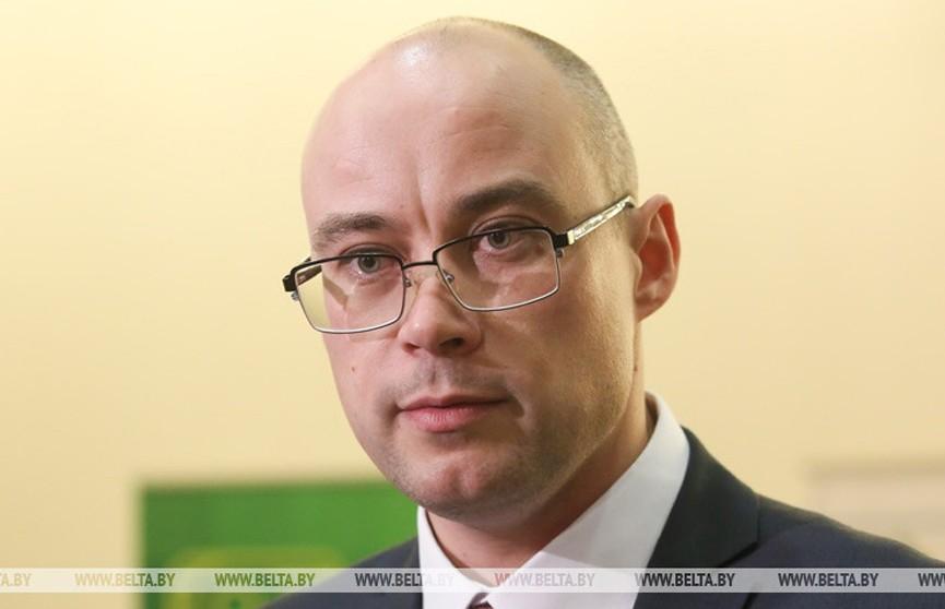 Дмитрий Матусевич назначен на пост главы Госкомитета по имуществу