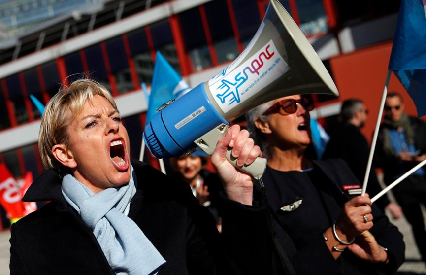 В Италии отменены около 100 рейсов из-за масштабной забастовки профсоюзов