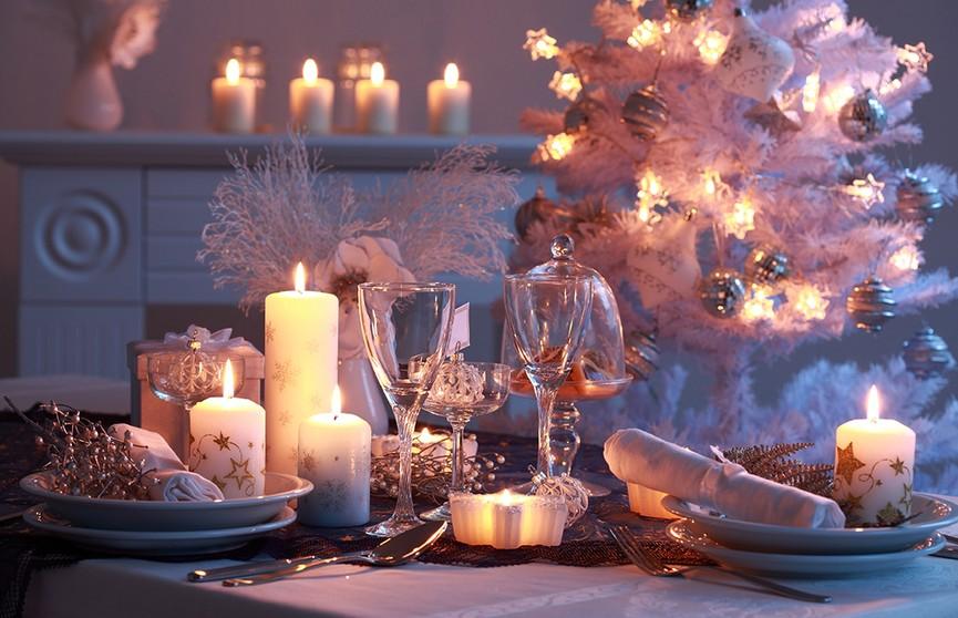 Декор новогоднего стола 2020: идеи праздничного оформления