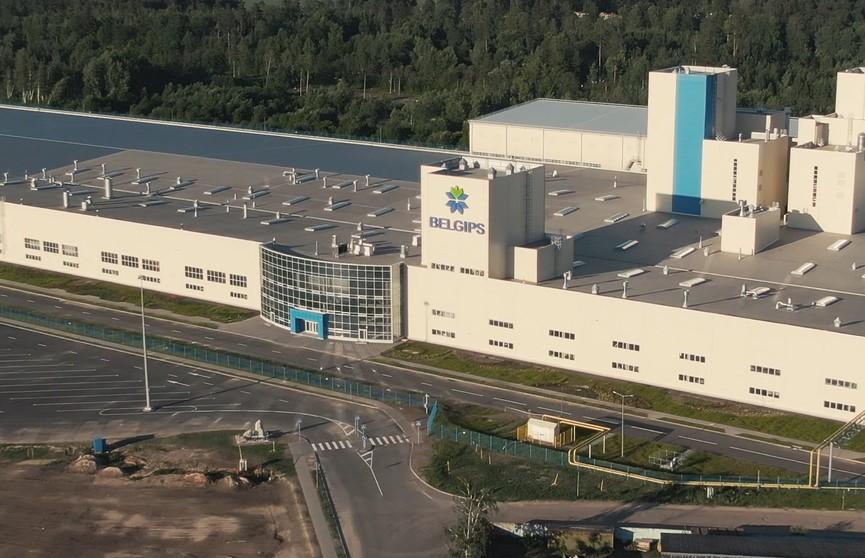 Лукашенко посетил завод «Белгипс»: какие перспективы у белорусских строителей и почему карантин на предприятиях сейчас может вызвать дефолт?