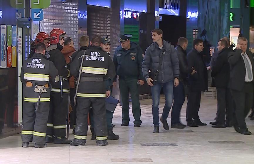 Обрушение потолка в торговом центре «Арена Сити»: возбуждено уголовное дело
