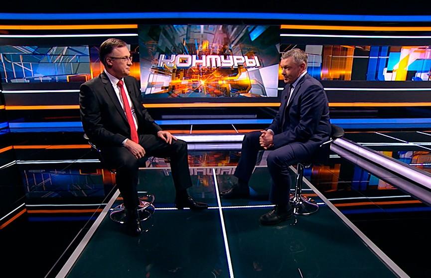 Андрей Савиных – о «шенгене» по 35 евро, работе парламента и политическом кризисе между США и Ираном