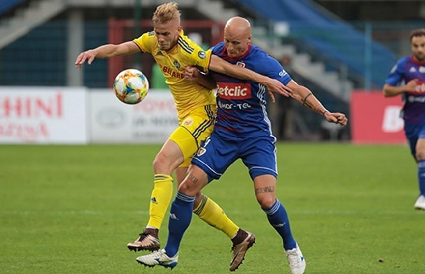 БАТЭ вышел во второй квалификационный раунд Лиги чемпионов