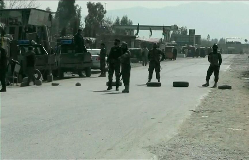 Боевики напали на офис строительной компании в Афганистане