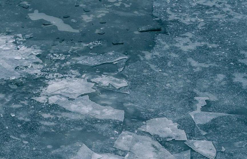 Рыбак провалился под лёд в Ушачском районе
