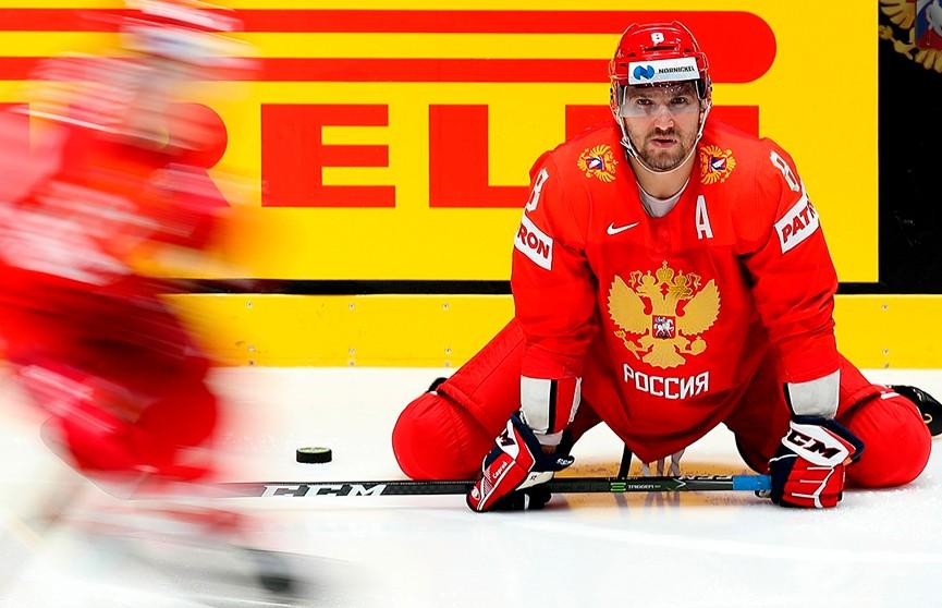 Чемпионат мира по хоккею: определены все четвертьфинальные пары