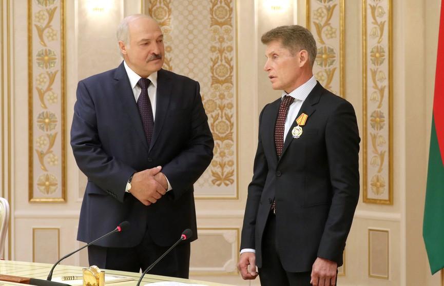Близкий Дальний Восток: в каких сферах будут развивать сотрудничество Беларусь и Приморский край России?