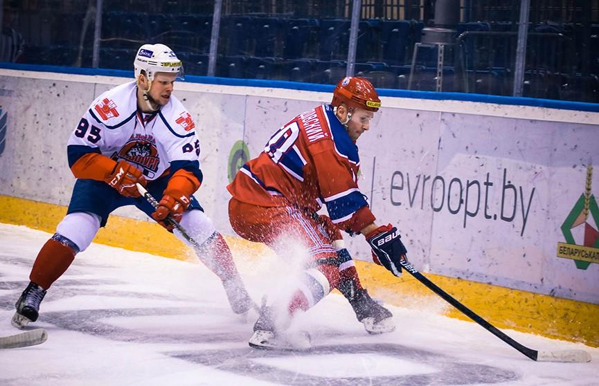 Хоккеисты «Юности» победили в серии буллитов «Металлург» в чемпионате Беларуси