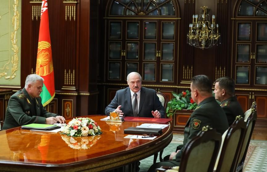 Лукашенко: Мы хотим, чтобы в этом регионе и Европе в целом был мир. Но, видимо, кому-то неймется