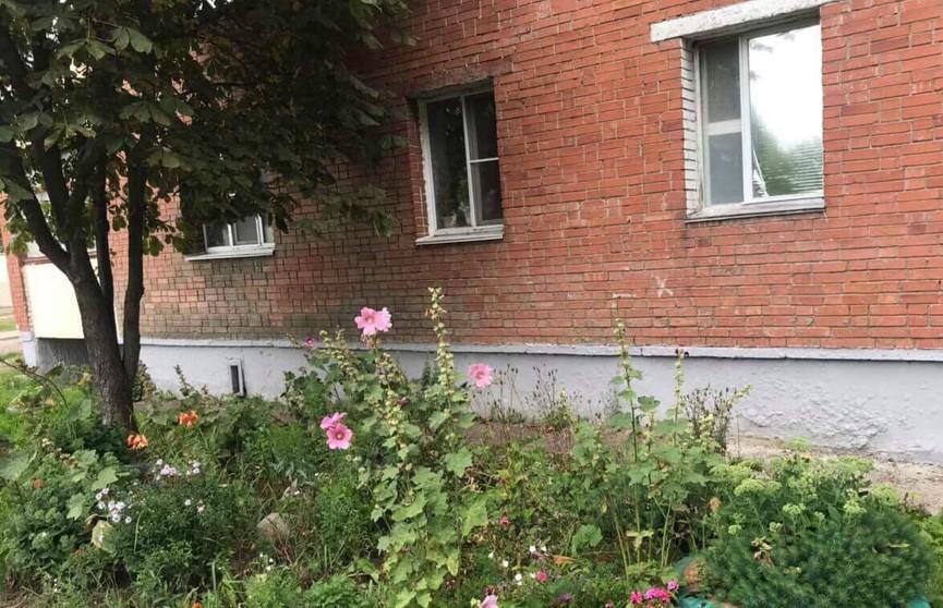 Ребёнок выпал из окна 5 этажа в Витебске