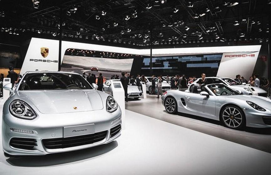 Международный автосалон открылся в Шанхайе