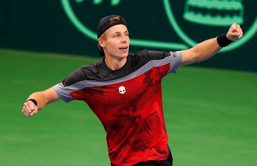 Илья Ивашко проиграл в первом круге теннисного турнира в Германии