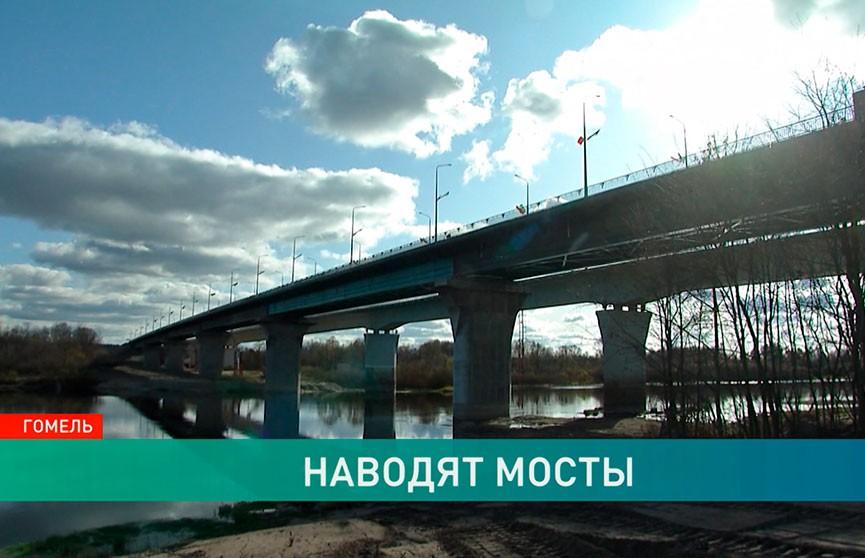 Строительство моста через Сож: самые важные события в жизни Гомеля за 2019 год