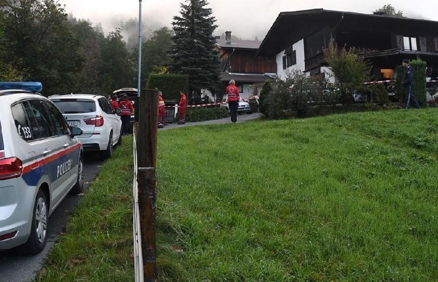 Мужчина из ревности расстрелял подругу и всю её семью на курорте в Австрии