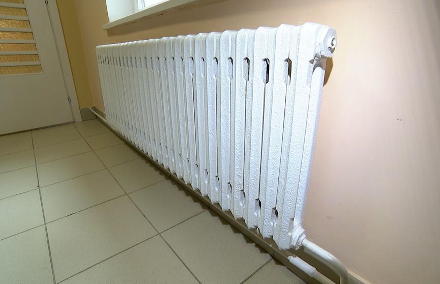 Отопление начало поступать в жилые дома