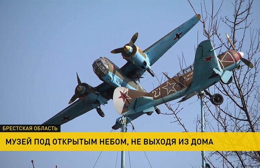 Белорус создал на своем участке музей авиации – посмотреть на самолеты приезжают люди со всего мира