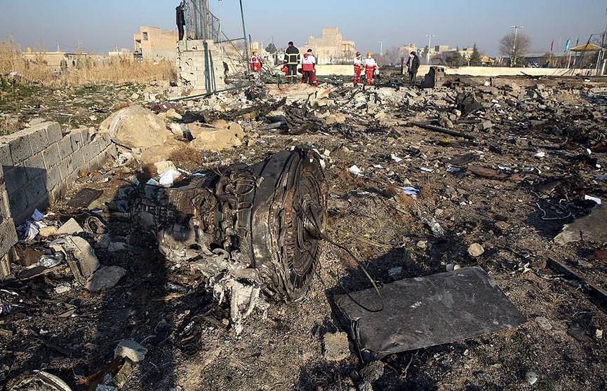 Иран признал, что по ошибке сбил украинский Boeing под Тегераном