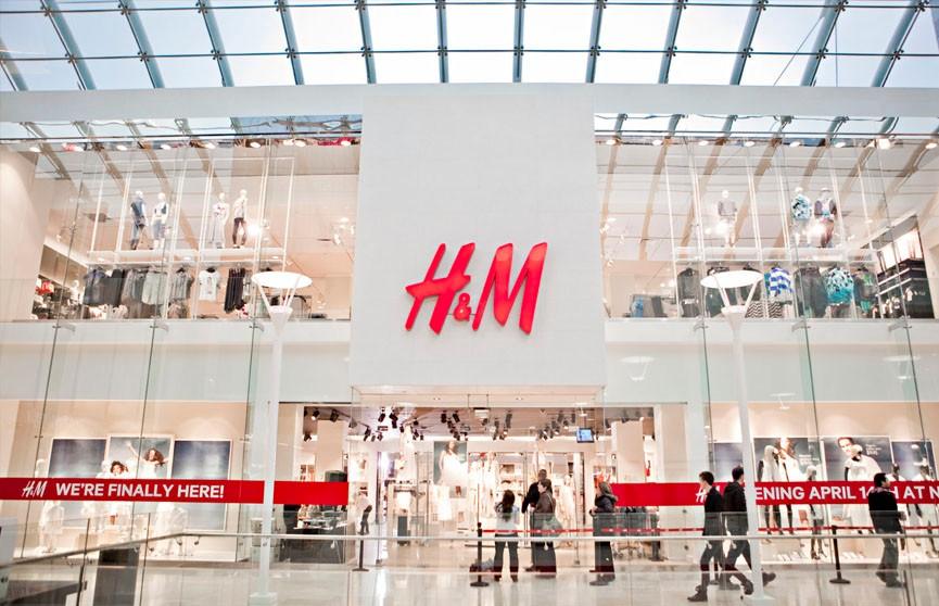 Дождались: H&M откроется осенью в ТРЦ «Галлерея»