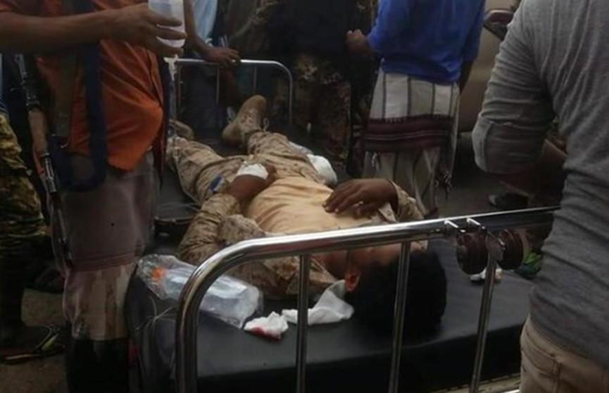 Дрон взорвался во время парада в Йемене: шестеро погибших