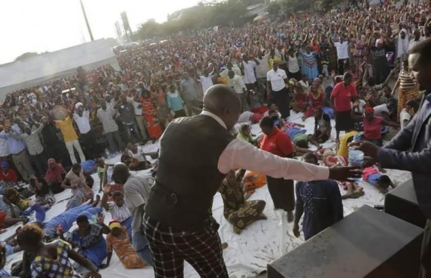 На церковной службе в Танзании произошла давка – погибли 20 человек