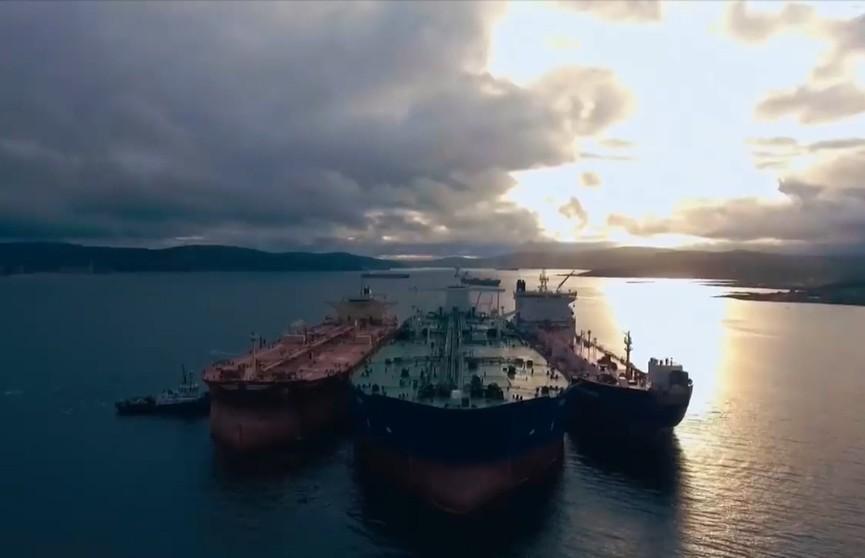Танкер с американской нефтью для Беларуси прибудет в Клайпеду