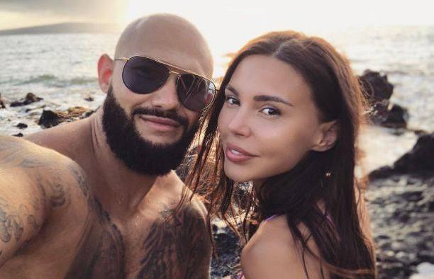 Жена Джигана впервые вышла на связь после скандала с ним